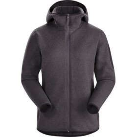 Arc'teryx Covert Hoody Damen whiskey jack heather